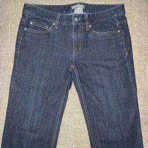 EUC Ann Taylor Modern Fit Low Waist Jeans Size 2.